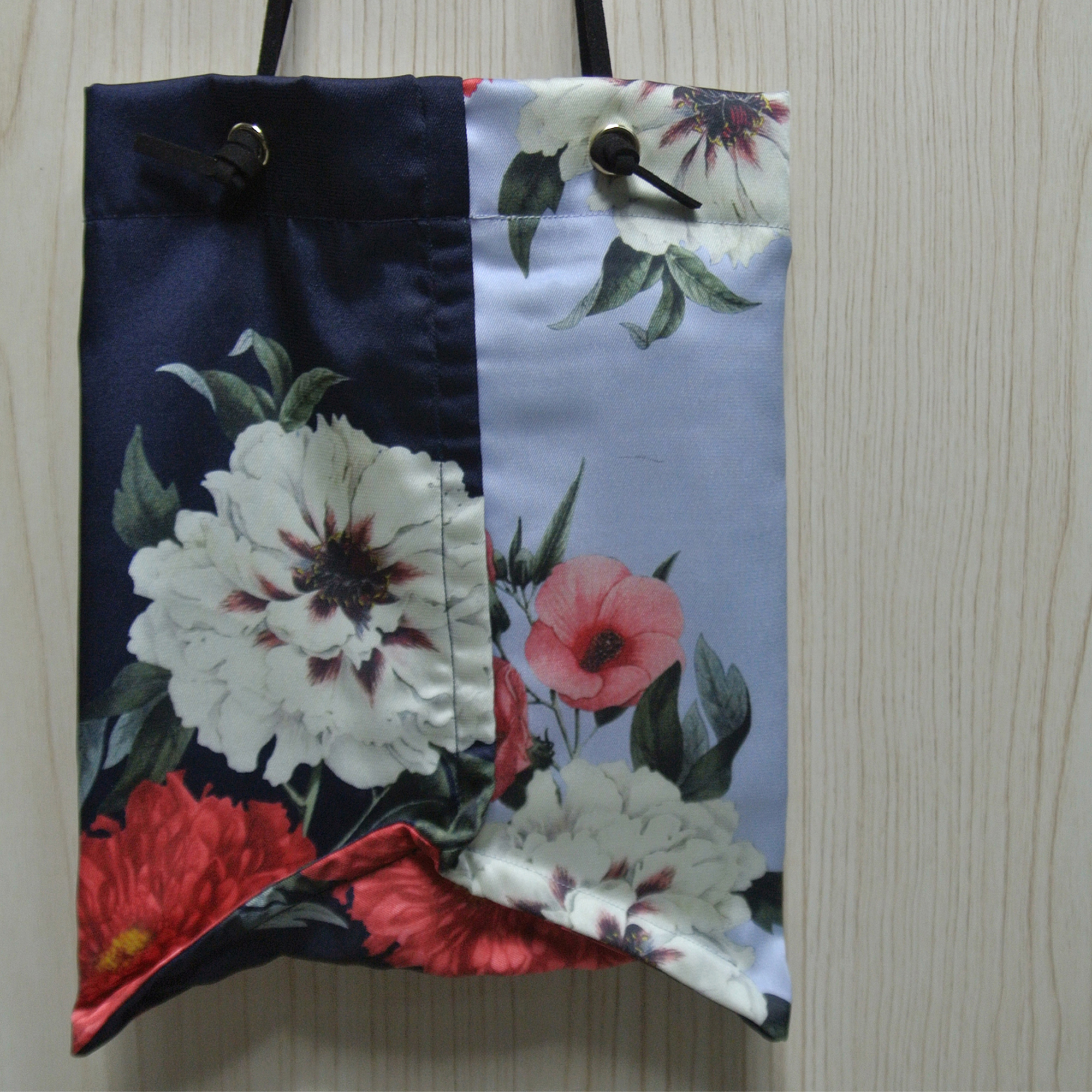 Fashion bag lady bag with customized patterns based on small MOQ