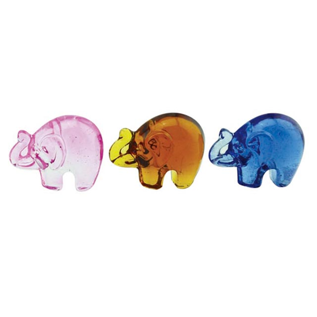 PriceList for Decoration Glass Cats - Glass gift  crystal elephant glass elephant statue – Harmony