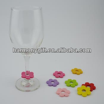 Hot Selling for Lava Stone Beads - Item 6741 non-woven fabric glass decorations flower – Harmony