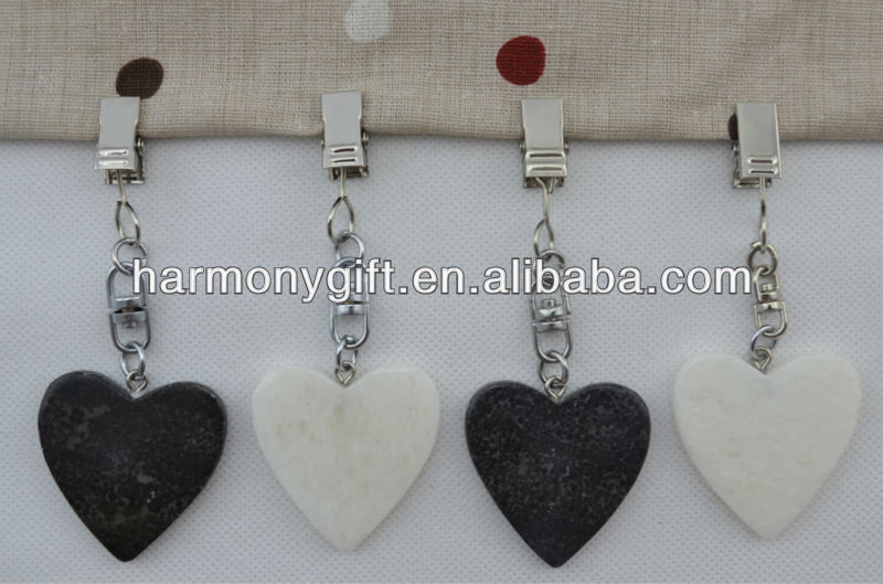 Lowest Price for Stone Crosses - marble hearts cloth weight – Harmony