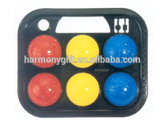 High Performance Health Balls - boules of 6pcs/set in plastic frame – Harmony