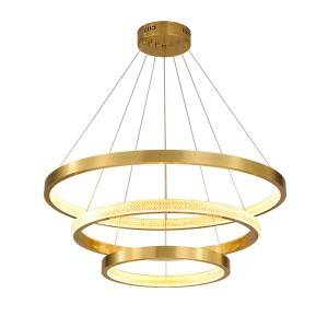 Trending Products Indoor Ceiling Led Lamp - Modern indoor pendant light HL60L03-3 – Haus Lighting