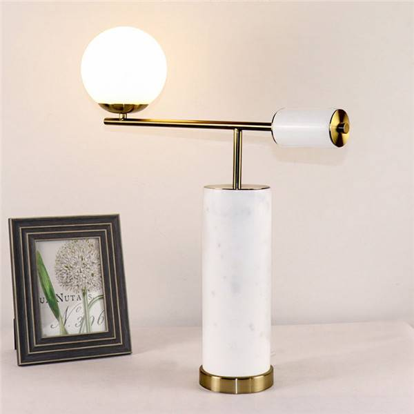 Hot New Products Hotel Table Light - Modern led table lamp HL60T04 – Haus Lighting