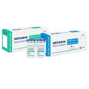 Heparin Sodium Injection(Porcine Source)