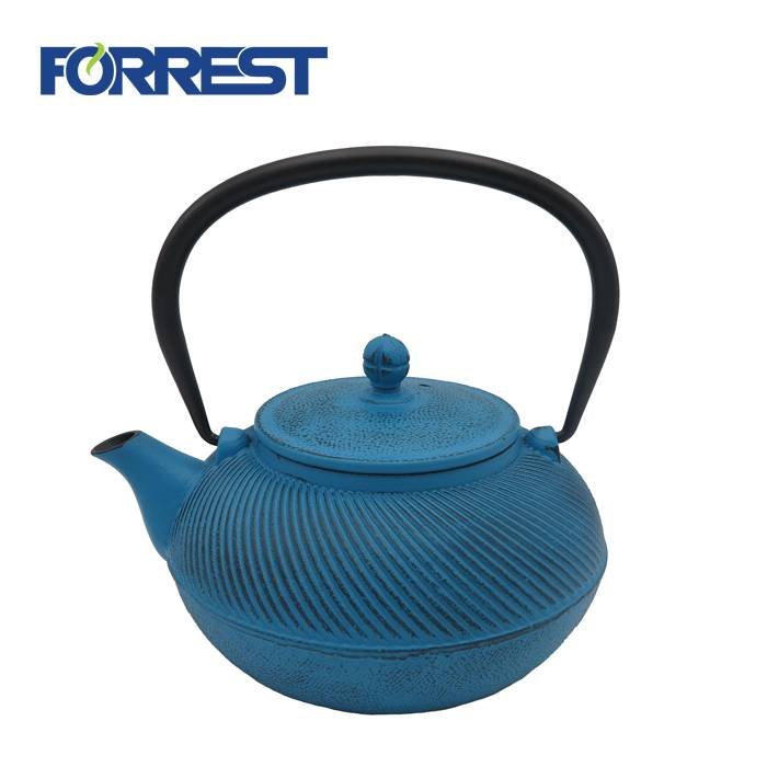 PriceList for Cast Iron Deep Pancake Pan - FRS-1045 – Forrest