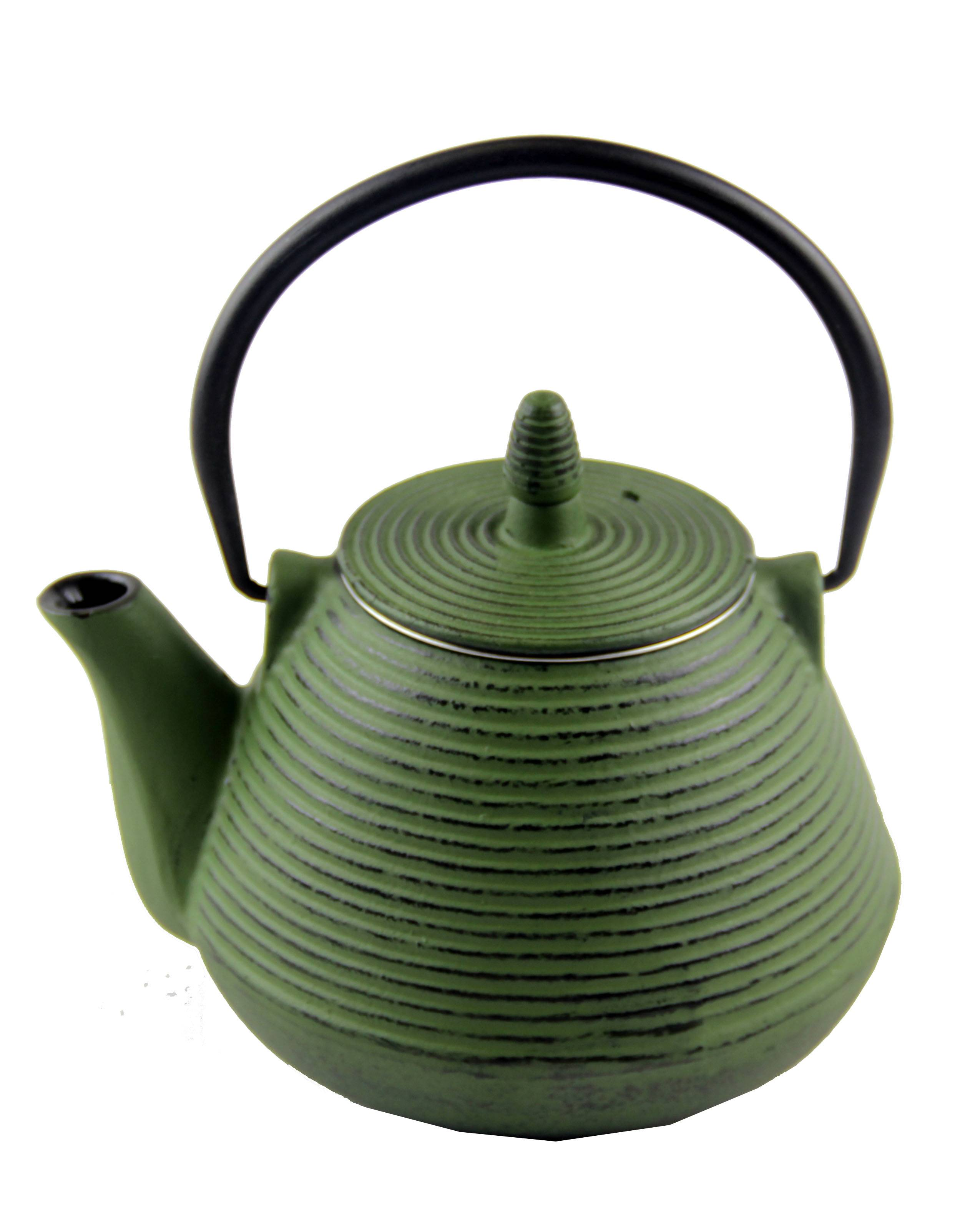 Popular Design for Casseroles Set With Frying Pan - Unique Cast Iron Japanese Teapot Kettle Set With Trivet And Cup – Forrest