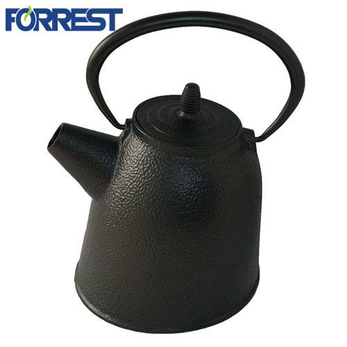 Chinese Professional Enamel Cast Iron Teapot - Cast Iron Kettle with Copper lid – Forrest