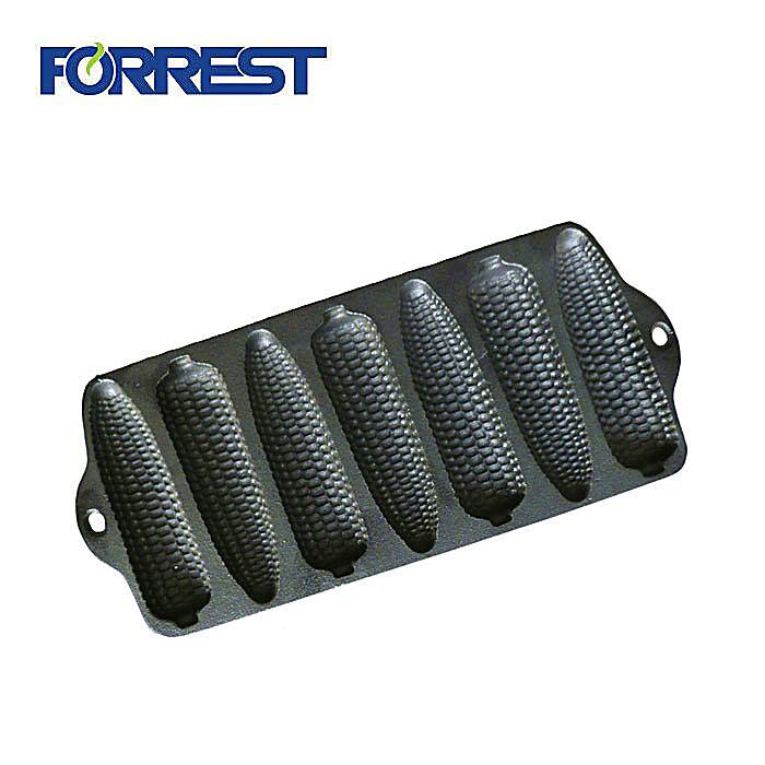 Manufacturer for Cast Iron Bbq Grills - Rectangular Large Cast iron bakeware with doubles handles – Forrest