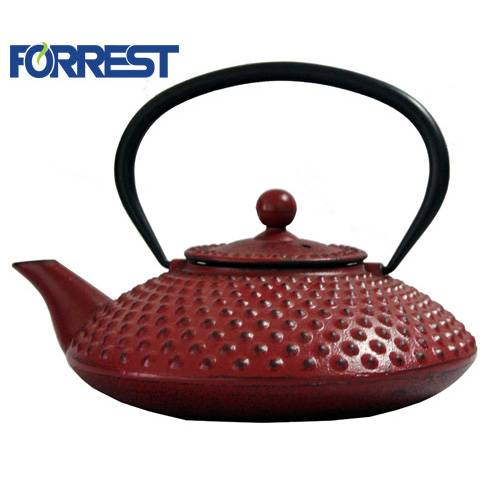 Super Lowest Price Cast Iron Teapots - Hot SaleTeapot Cast Iron Palm Restaurant Tea kettle For Drinkware – Forrest