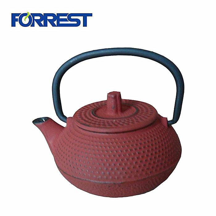 High reputation Teapot Set - japanese antique cast iron teapots – Forrest
