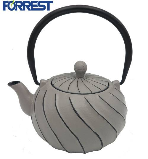 Factory Outlets Teapot With Heater - New Design Cast Modern design Creamic Teapot for Sale – Forrest