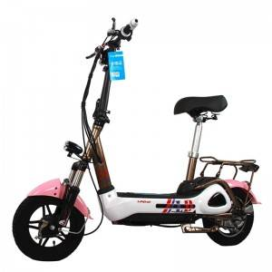 2020 hot selling mini scooter e bike with two s...