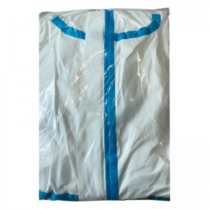 OEM Factory for Alcohol Gel - Disposable medical isolation clothing – Med Site