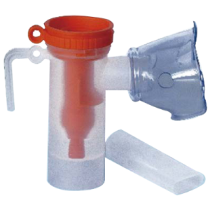 Disposable Nebulizer cup and mask sets