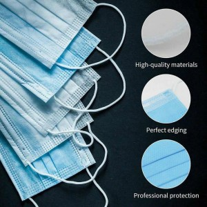 Factory wholesale Disposable Medical Suits - Disposable Medical face mask – Med Site