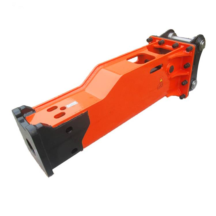Best Price on Hydraulic Breaker Tool Box - HB30G  Side  type breaker  FURUKAWA hydraulic breaker – Monteono detail pictures