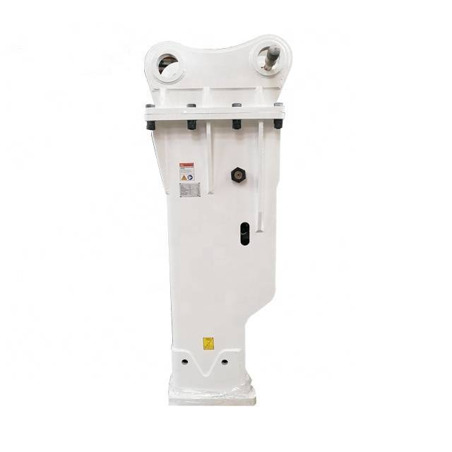 Original Factory Hydraulic Concrete Round Square Pile Breaker - hydraulic rock breaker hammer Soosan  SB81N top type – Monteono