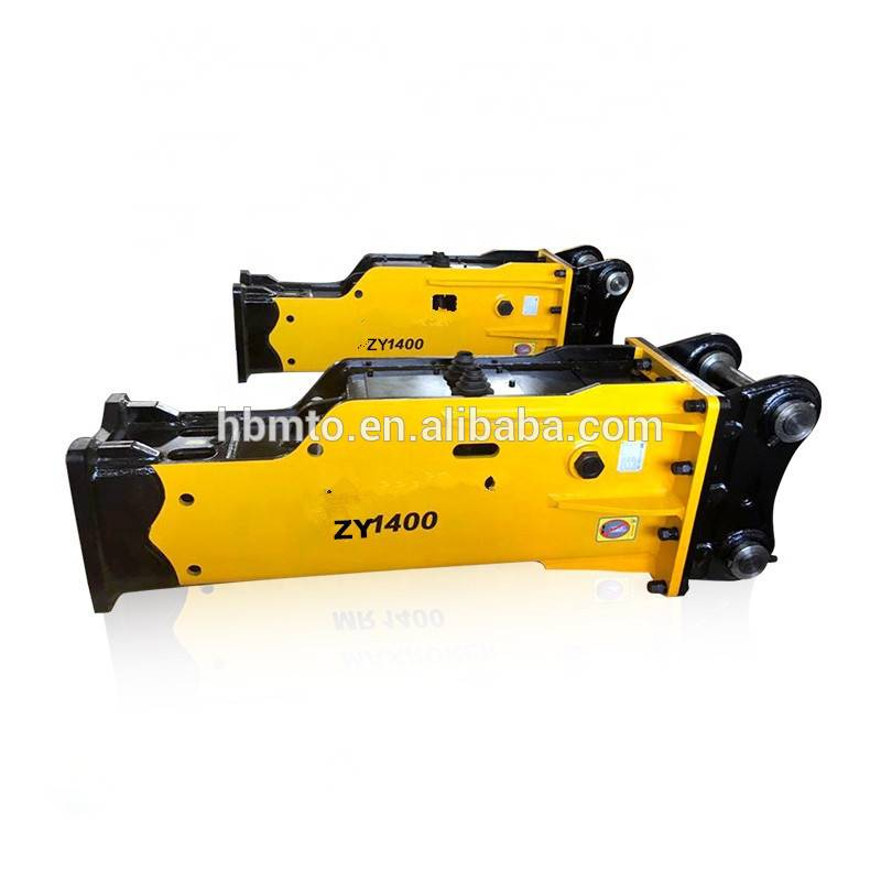 SB70 hydraulic breaker for SOOSAN Model for Volvo Excavator