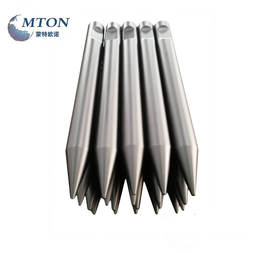 Best Price for Excavator Rock Breaker Chisel - SB70 rockbreaker chisel tools for soosan breaker – Monteono detail pictures