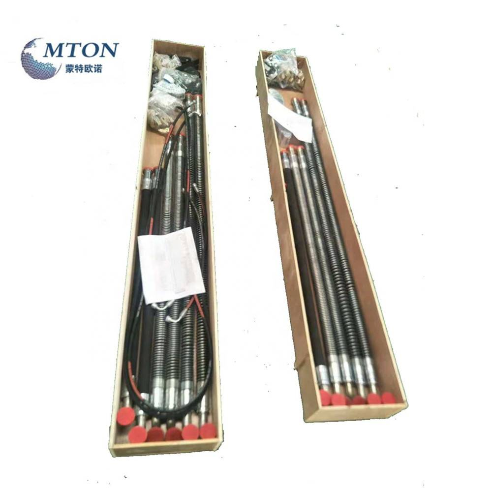 Low MOQ for China Rock Breaker - Factory Directly Sell SB81 hydraulic breaker steel pipelines for excavator – Monteono
