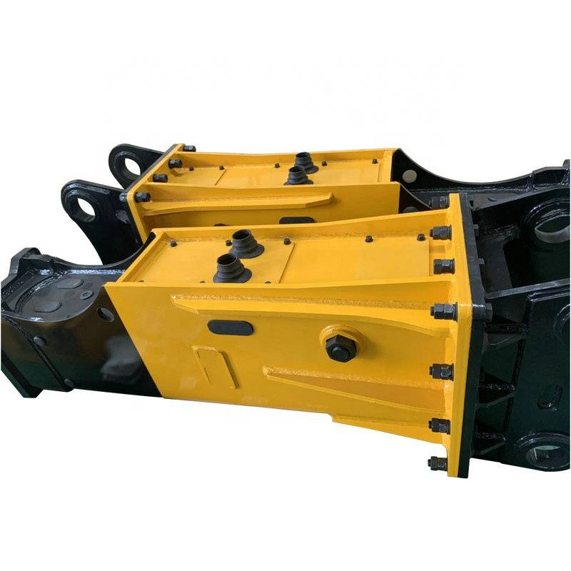 Manufacturing Companies for Hydraulic Breaker Spare Parts - heavy equipment excavator attachment rock breaker SB81N  soosan hydraulic hammer – Monteono