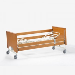 Wholesale Electric Bed - Five function Electric Home Care Bed – Pukang