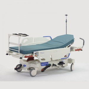 High Quality Medical Stretcher Size - Transport Stretcher – Pukang