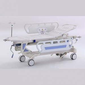 2020 China New Design Emergency Stretcher Bed - Transport stretcher – Pukang