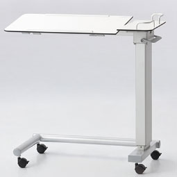 Movable over bed table F-32-2
