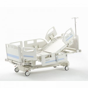 Manufacturer for Icu Hospital Medical Bed Price - Multifunction Electric ICU Bed – Pukang