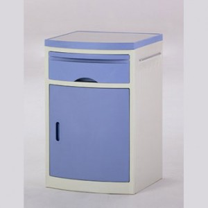 ABS and steel cabinet (with castors)