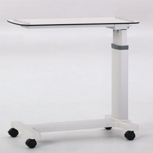 Movable over bed table F-32-1