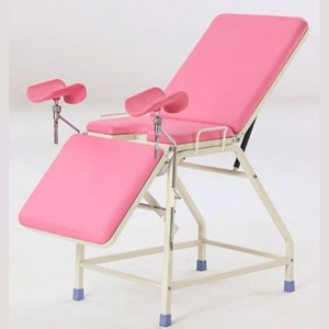 Epoxy coating obstetric bed B-43-1
