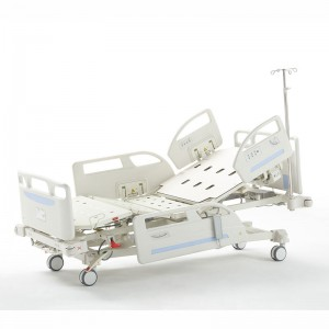 Multifunction Electric ICU Bed