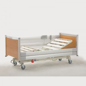 2020 wholesale price Electric Patient Bed - Five function Electric Home Care Bed – Pukang