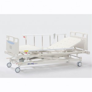 Good Wholesale Vendors Hospital Furniture Manufacturers - Three function Electric Bed – Pukang