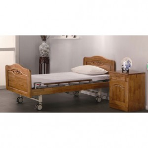 Factory Outlets Used Hospital Furniture - Two function Electric Home Care Bed – Pukang