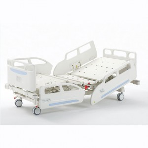 Best Price on Metal Hospital Bed - Three function Electric Bed – Pukang