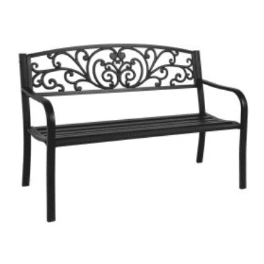 Outdoor Garden Patio Benches Park Bench