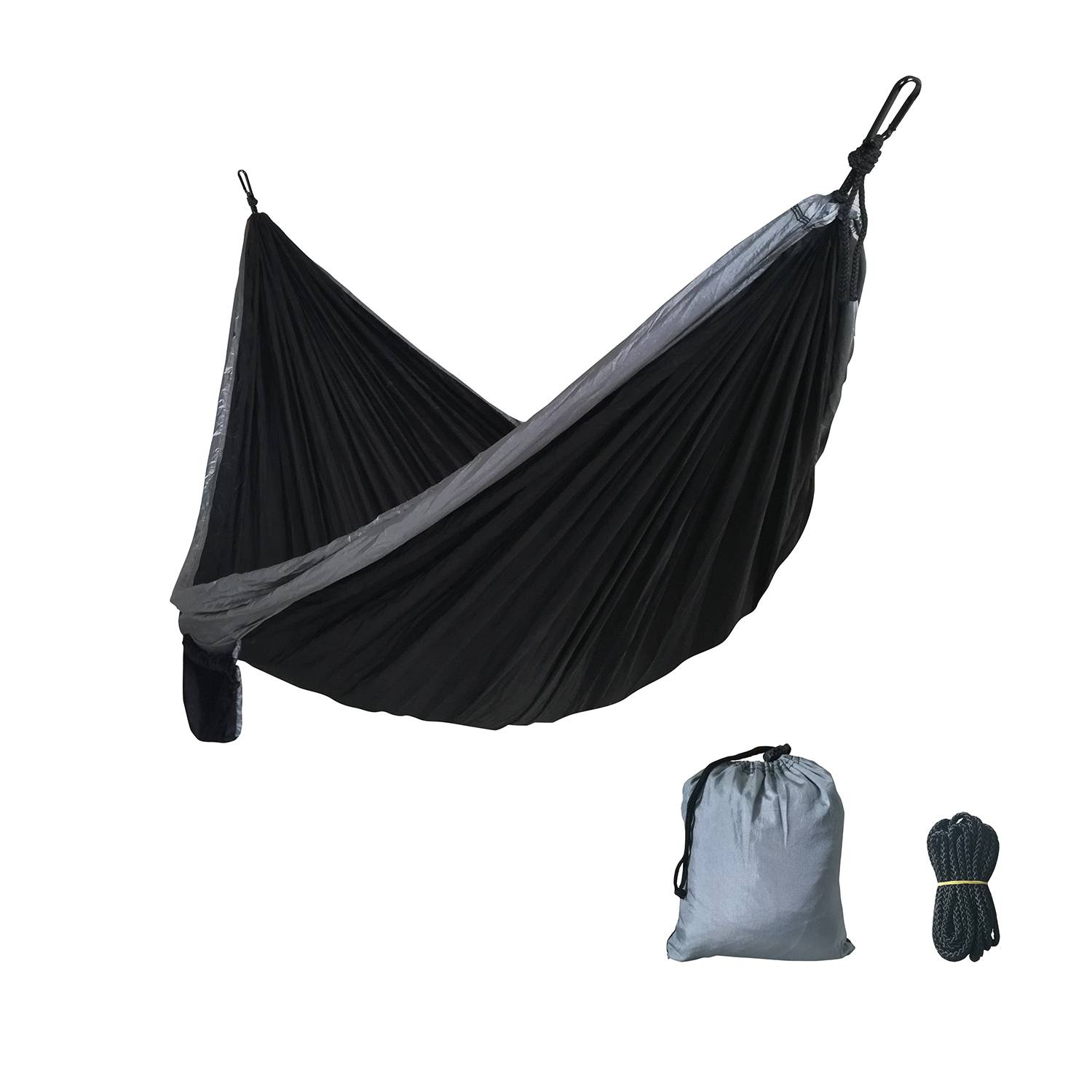 Outdoor Light weight  Nylon Single Camping Hammock Parachute  Hammock