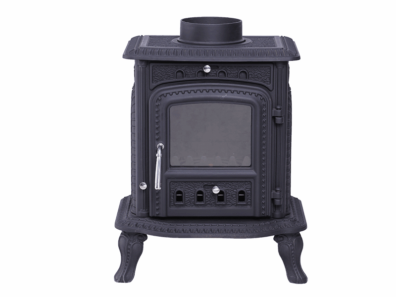 Best Price for Cast Iron Fireplace Freestanding - BST10 cast iron clean burning stoves – Womho