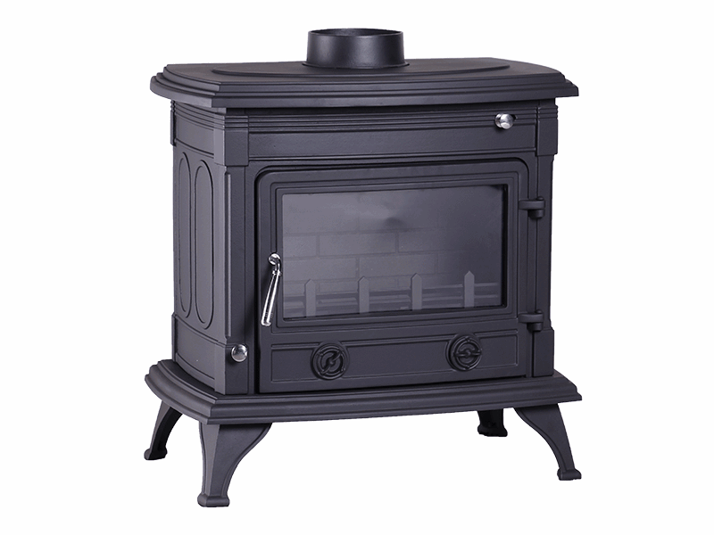Cheap PriceList for Painting Cast Iron Fireplace White - BST66B – Womho