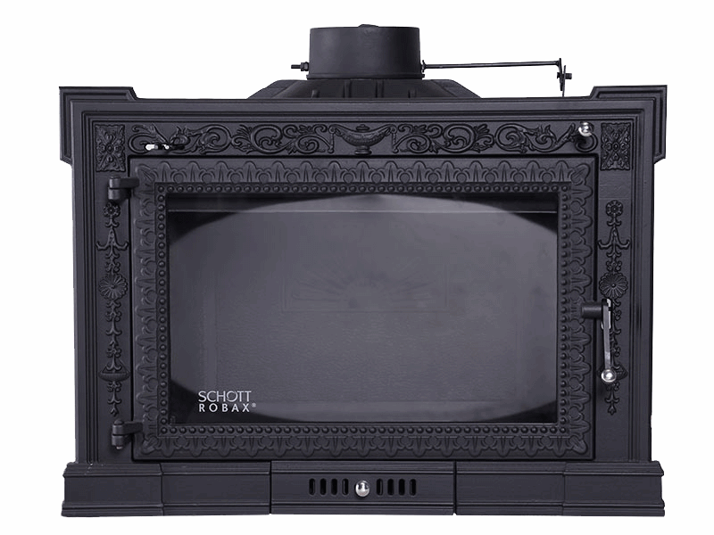 Short Lead Time for Cast Iron Fireplace And Surround - BST89A – Womho