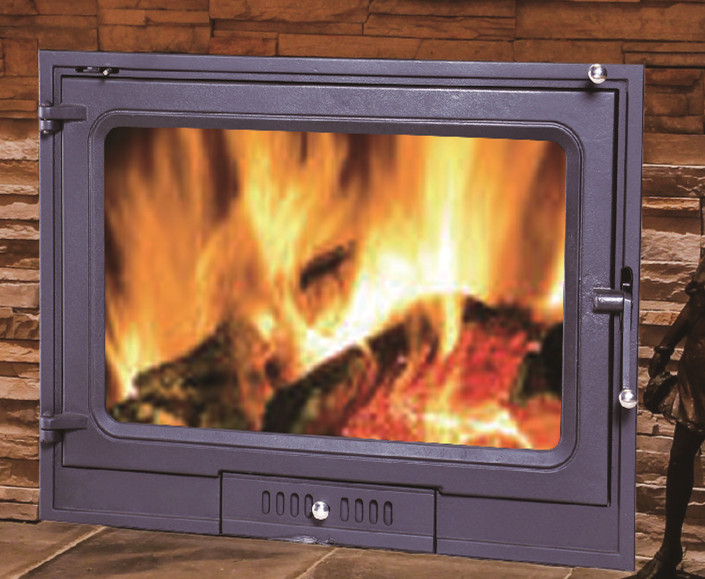 The Safety of wood burning fireplace