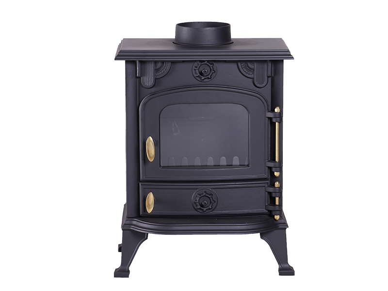 Fixed Competitive Price Cast Iron Fireplace Grill - BST28 CAST IRON CLEAN BURNING STOVES – Womho