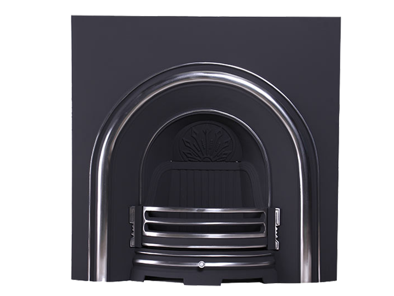 Factory Outlets Cast Iron Open Fireplace - BFi13 – Womho