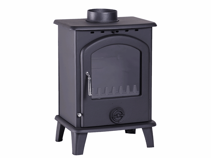 Professional China Antique Cast Iron Fireplace - cast iron stoves classical – Womho