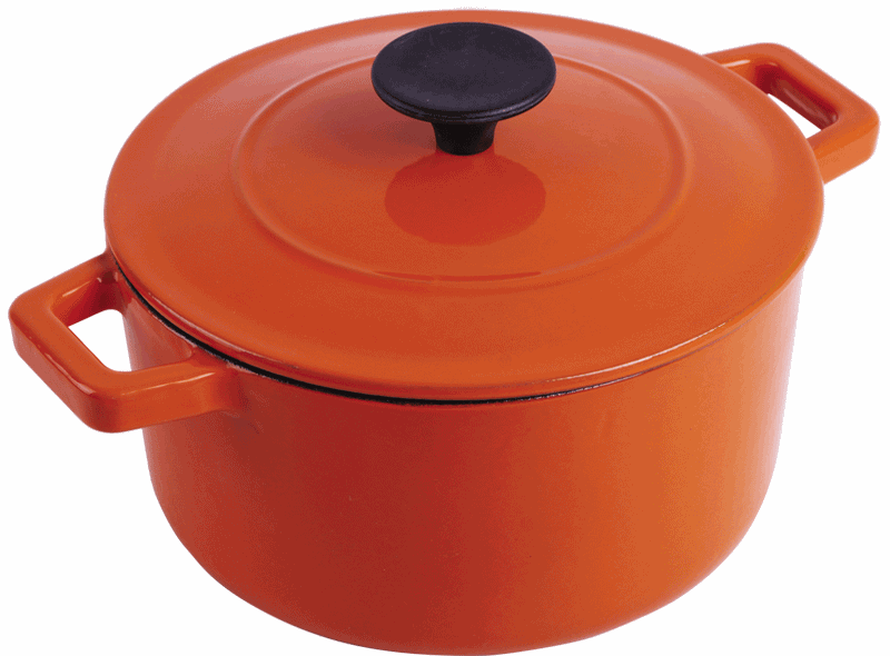 cast iron enameled cookware cocottes