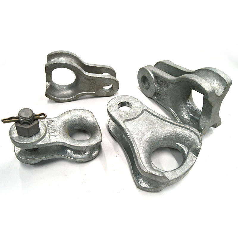 Manufactur standard Suspension Clamp For Overhead Lines - Clevis Thimble – Yongguang