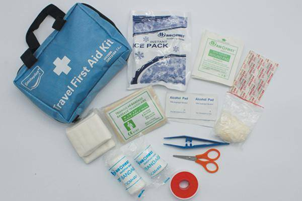 professional factory for Survival Emergency Solutions First Aid Kit - First Aid Kit HD801 – Anji